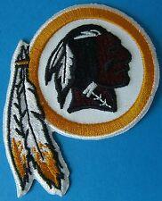 (2) Washington Redskins Team Logo Patches (Logo for 1983 - Present)