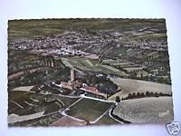 AK Ruine Ravensburg bei Sulzfeld i. Baden 1951 Luftbild
