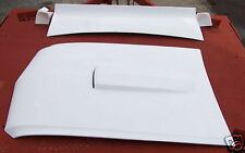 1965-66 MUSTANG COUPE OR CONVERTIBLE SHELBY STYLE SINGLE SCOOP HOOD  & TRUNK KIT