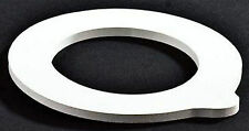 10 x Gummiringe für Bügelgläser weiss G1- 41x65, Gummiring Einweck Einmach Ring