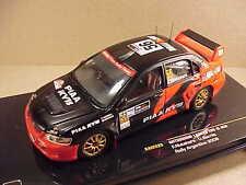 Ixo 1/43 Diecast Mitsubishi Lancer '08 Argentine Rally, PIAA KYZ, RalliArt #56