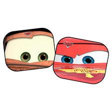 2 X Disney Pixar Cars Coche Parasol UV Bebé Niños Niños Visera de ventana 07