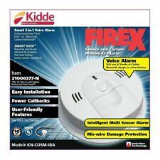 kidde KN-COSM- IBA Hardwired Combination Carbon Monoxide & Smoke Alarm Brand New