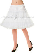 Rockabilly Net Petticoat Underskirt Slips Ladies 50s Tutu Layers Swing Vintage