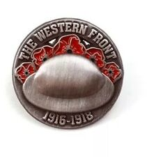 AIF The Western Front 1916-1918 Lapel Pin *badge *ANZAC DAY* REDUCED