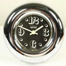 Wand Uhr Kienzle Boutique Elektomechanisch Chrom Vintage Wall Clock 60er 70er