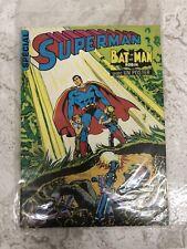 Bande Dessinée « Superman et Batmanet Robin » Tome 71-72