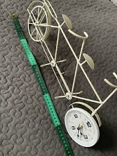 home decor bicycle clock