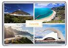 Tenerife, Spain Fridge Magnet 04