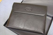 IDEAL GIFT IPAD COVER NEW GENUINE LAND ROVER LEATHER