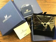 Nib Authentic Swarovski necklaces Hote Versatile Pendant, Gray, Rhodium Plating