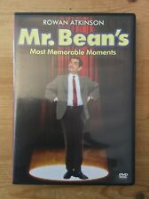 Mr. Bean's (Beans) Most Memorable Moments, Rowan Atkinson (DVD, 2010, A&E)