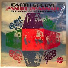 Pandit Prannath Earth Groove Vinyl LP 1968 Excellent copy!