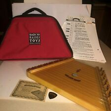 Back to Basics Toys Melody Harp by Trophy Music Company Excellent Condition