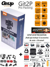 REBAJAS Camara deportiva GITUP GIT2P PRO +maleta 50 accesorios.GARANTIA.24H