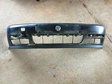VW Polo 6N Frontschürze Stoßstange vorne Schwarz
