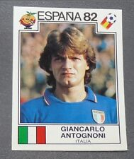 ANTOGNONI ITALIE ITALIA ESPAÑA 82 RECUPERATION PANINI FOOTBALL ESPAGNE 1982 WM
