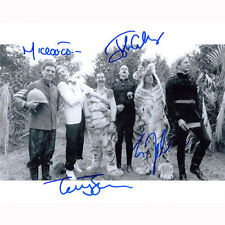 Monty Python Cast by 4 (67479) - Autographed In Person 8x10 w/ COA