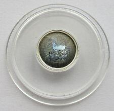 Malawi 50 Kwacha 2009 PP, Springbock,Hologramm ,1,24 gr 999 Silber