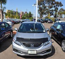 Honda Civic Sedan 2014 2015 Custom Bra Car Hood Mask / Bonnet Bra