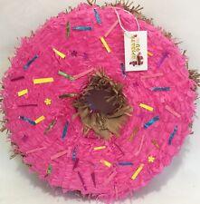 Hot Pink Doughnut Pinata by APINATA4U