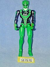 Power Rangers  Jungle Fury Green Elephant Ranger (255)