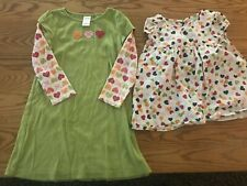 Euc Gymboree Girls Dress & Top - Size 5