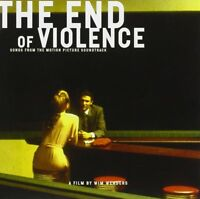 The End Of Violence Wim Wenders Colonna Sonora CD Nuovo Sigillato