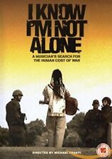 Michael Franti - I Know I'm Not Alone (DVD, 2006) musician in warzones doc VGC