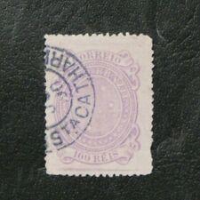 TIMBRES DU BRESIL : 1889/93 YVERT N° 70 Oblitéré