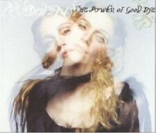 Madonna The Power of Goodbye music Audio CD by Kapriche
