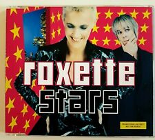 """ROXETTE : STARS (PROMO ALMIGHTHY 7"""" MIX) ♦ CD-Maxi ♦"""