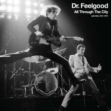 Dr Feelgood - All Through The City w/ Wilko 74-77 (2013 RE-ISSUE) (NEW 3CD+DVD)