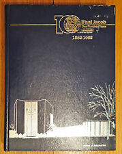 CONGREGATION B'NAI JACOB 1882 1982 Woodbridge CT Orthodox Jewish NEW HAVEN book