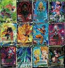 Dragonball Super Card Game Vermillion BloodLine R UC C *FOILS* Choose Your Cards