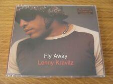 Lenny Kravitz Fly Away CD UK Virgin 1998 3 Track B/w Live Acoustic Version
