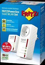 AVM Fritz! Powerline 546e WLAN Set vom Händler---12 Monate Gewährleistung---
