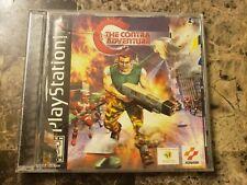C: The Contra Adventure, Sony Playstation 1, PS1, PSone Game, HTF Konami
