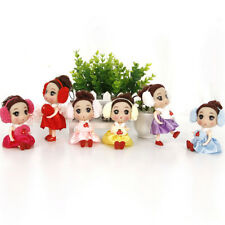 12cm Mini Cute Ear Phone Confused Doll Best Toy Gift Doll For GirlSP