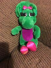 "Vintage 1992 Barney's Friend ""Baby Bop"" Plush Stuffed Animal Toy Lyons Group"