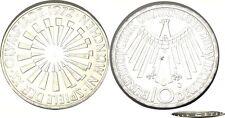 elf West Germany 10 Mark 1972 J Olympic Games in Munchen  Munich