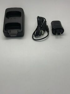 UNIDEN UH-820s UH-810s   Twin Port Desktop Charger icludes AC Adaptor
