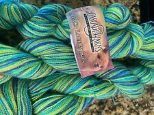 Cascade Yards Alpaca Lace Paints Lot of 3 skeins