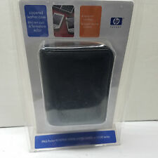 Genuine HP Compaq iPAQ 262207-B21 Zippered Leather Case New Sealed Free Shipping