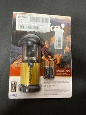 NEW! EUREKA MAGIC 125 LED LANTERN/FLASHLIGHT WITH BATTERYS