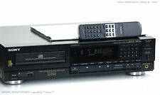 SONY CDP-227ESD High-End CD-Player mit FB+BDA in 1A-Zustand + 1J.Garantie!! ES
