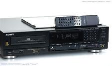 Sony cdp-227esd high-end Lettore CD con FB + BDA in 1a-stato + 1j. GARANZIA!!! ci