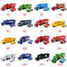 Pixar CARS King/Chick Hicks/MACK HAULER SUPER-LINER Truck Toy Diecast 123 Kids
