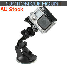 Car Suction Cup Mount Gopro Accessories Holder Bracket Stand Go Pro 3+ 4 5 6