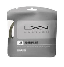 Luxilon Adrenaline 1,30 mm (12 m) (Testsaite von der Rolle)